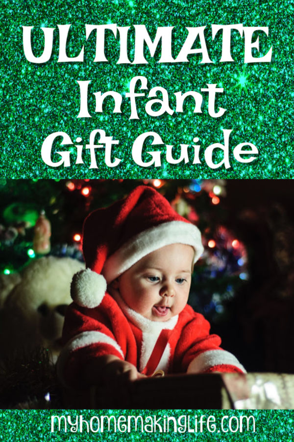 This Infant Gift Guide lays out the best of the best baby gifts for any occasion. Whether it be a baby shower, Christmas, first birthday, or just because, you will find the perfect gift for the infant in your life!